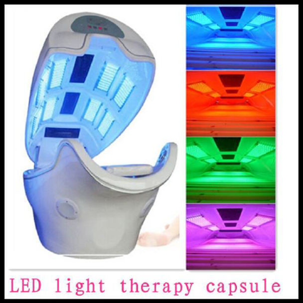Summer Body Infrared Led Light Sauna Pod