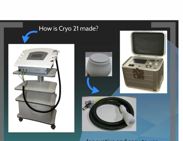 Cryo 21 Used Like New