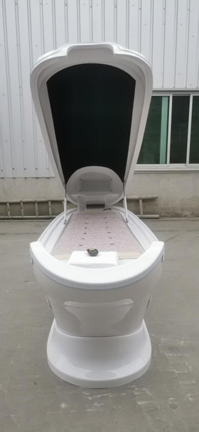Summer Body Infrared Sauna Pod with Infrared Mat