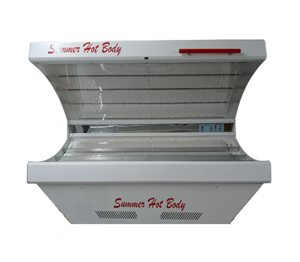 Summer Body Hot Body Red Light Bed - White