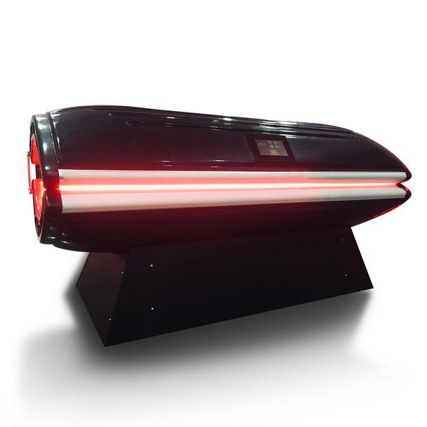 Summer Body Multiwave Red Light Bed - Black