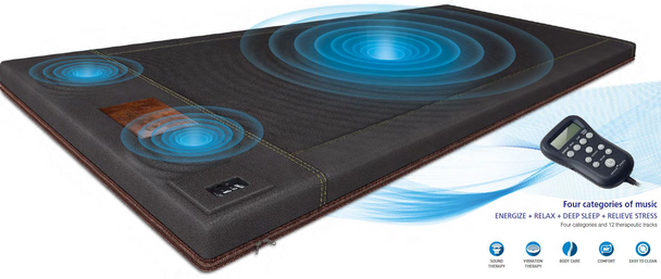 Bio Acoustic Relaxation Mat Single Size