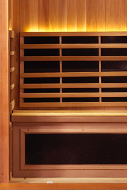 Clearlight Sanctuary 2 Person Cedar