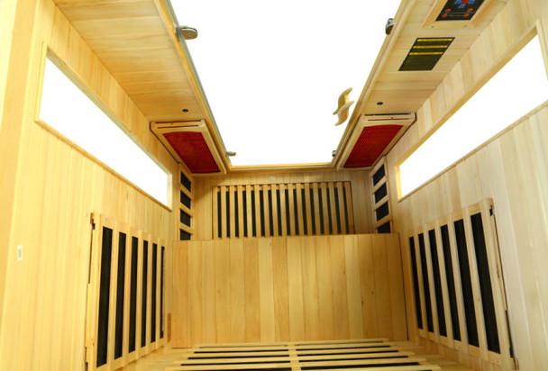 Vital Sauna Premier 2 Person Full Spectrum