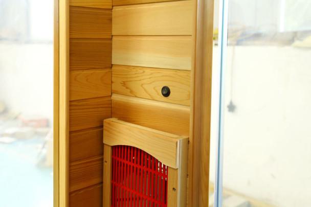 Vital Sauna Premier 4 Person Full Spectrum 240V