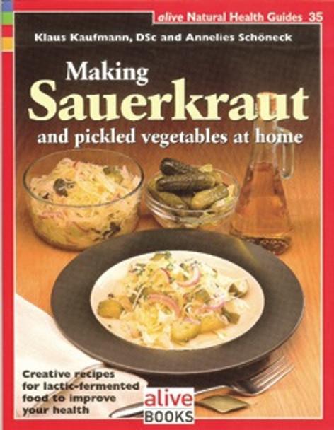 Making Sauerkraut