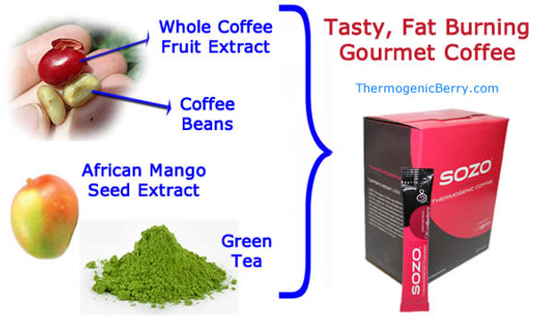 Sozo Coffee with African Mango