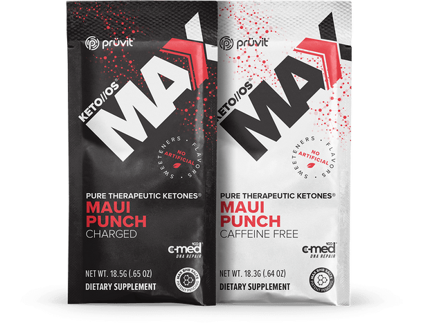 Pruvit Maui Punch - Charged