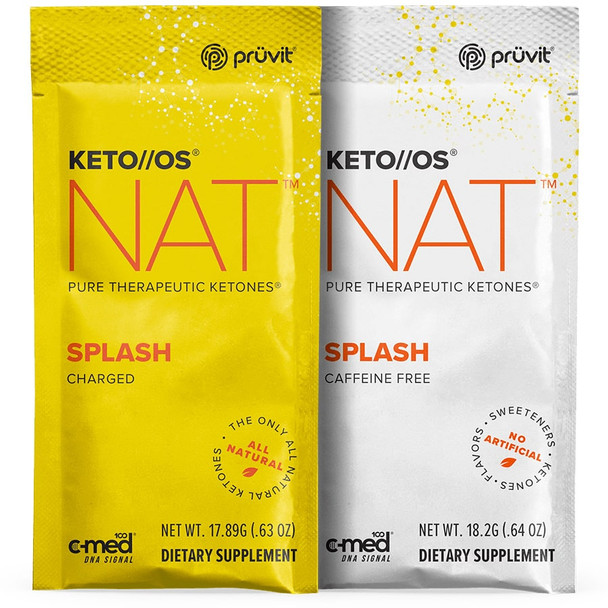 Pruvit Splash - Charged