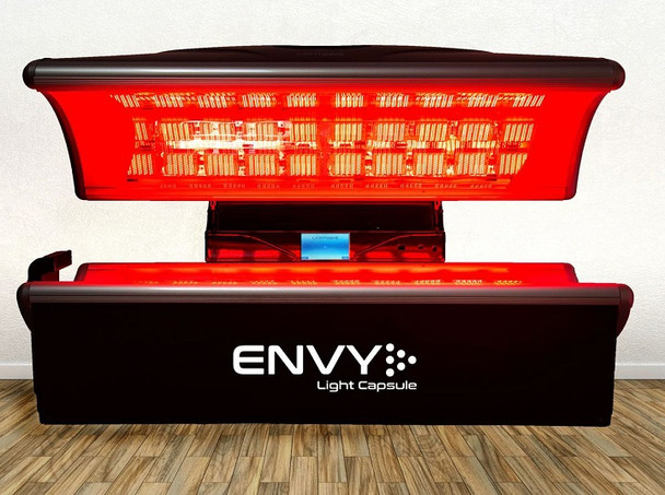 Envy Red Light Bed without Facial Add On