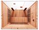 Clearlight Retreat ADA Sauna Cedar