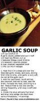 Diet - Liver Diet - Cleansing Soups