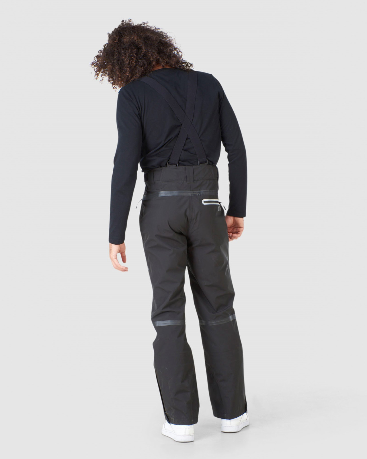 Superdry Mens EXPEDITION SHELL PANT Black Snow Pants 7