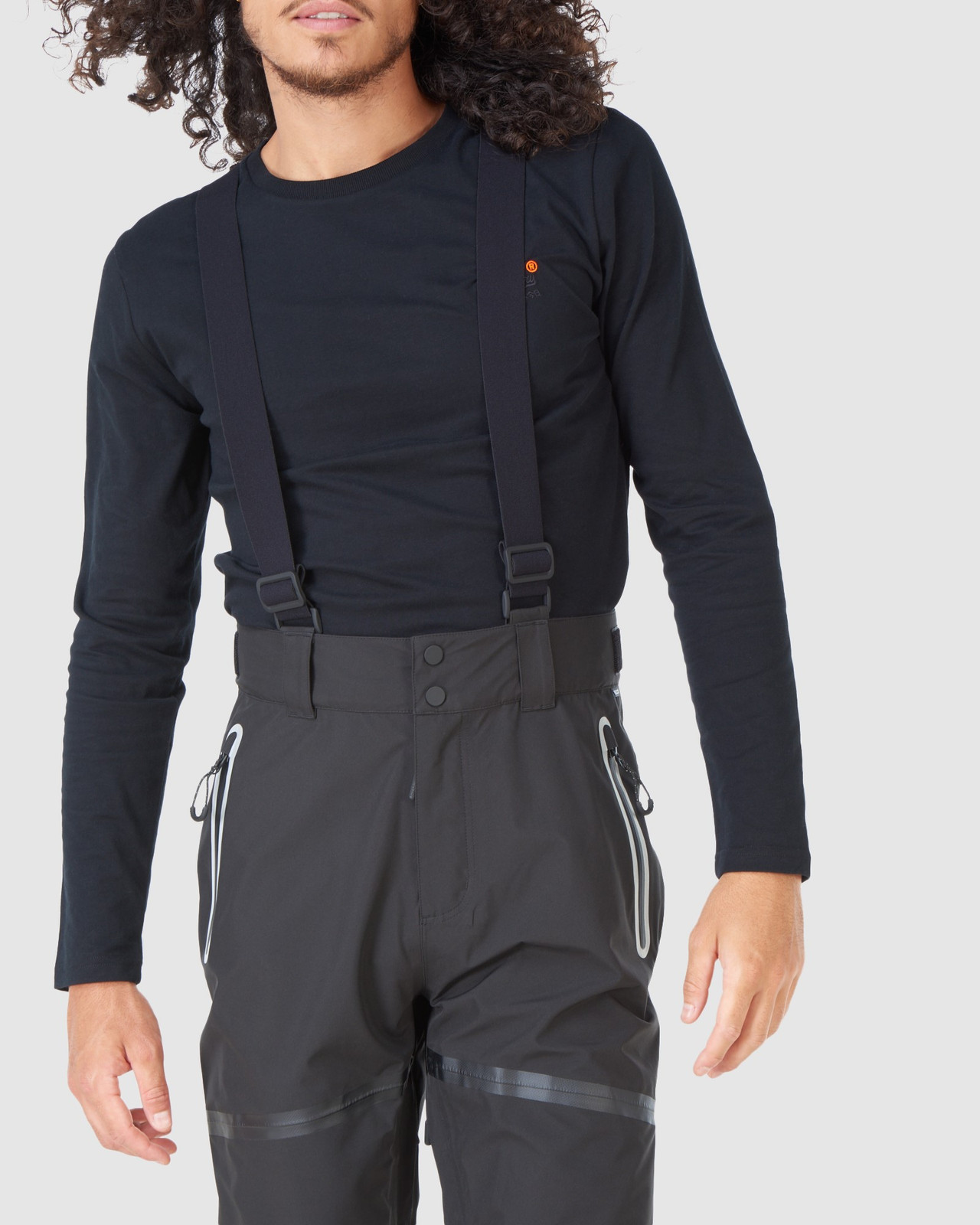 Superdry Mens EXPEDITION SHELL PANT Black Snow Pants 9