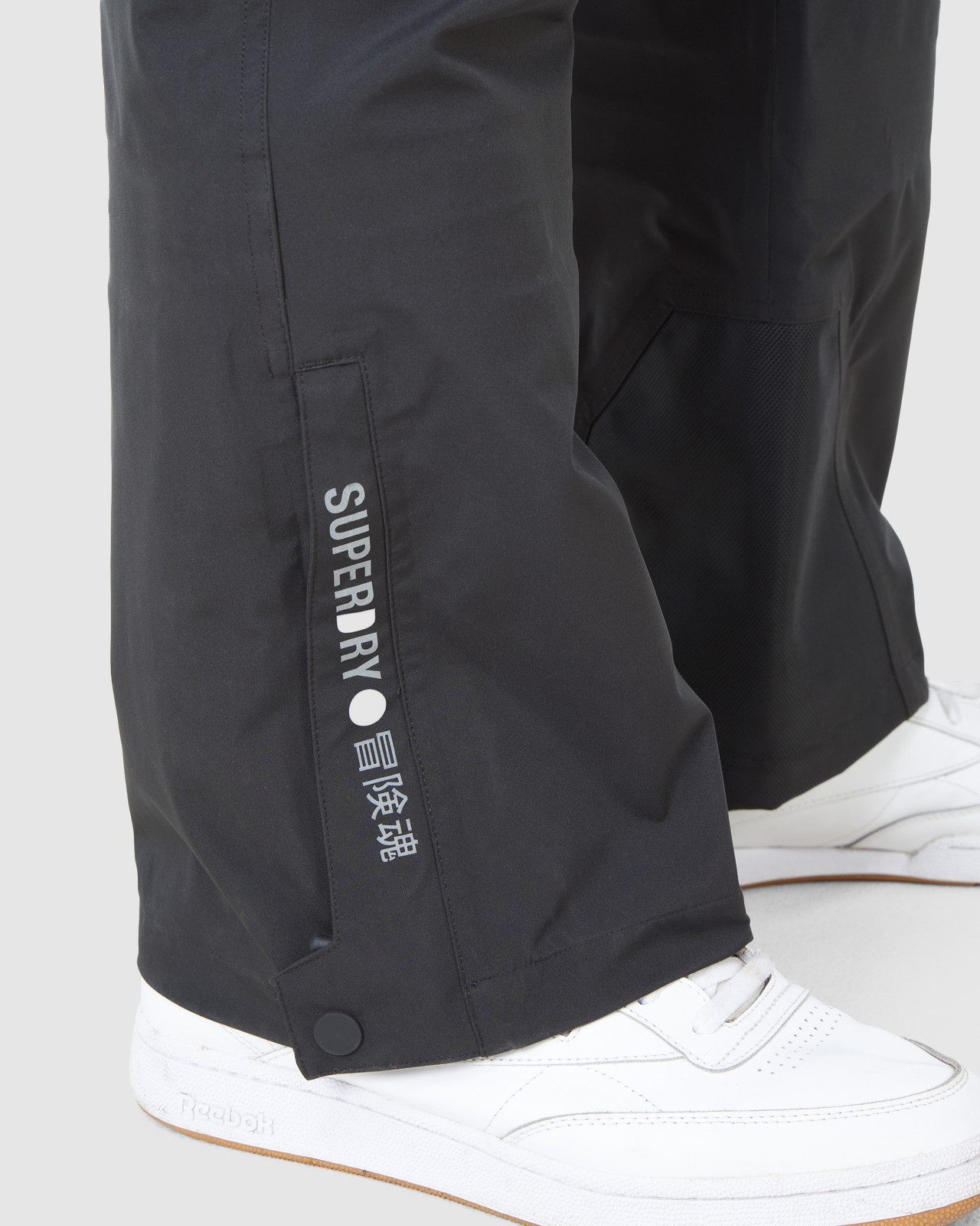 Superdry Mens EXPEDITION SHELL PANT Black Snow Pants 13
