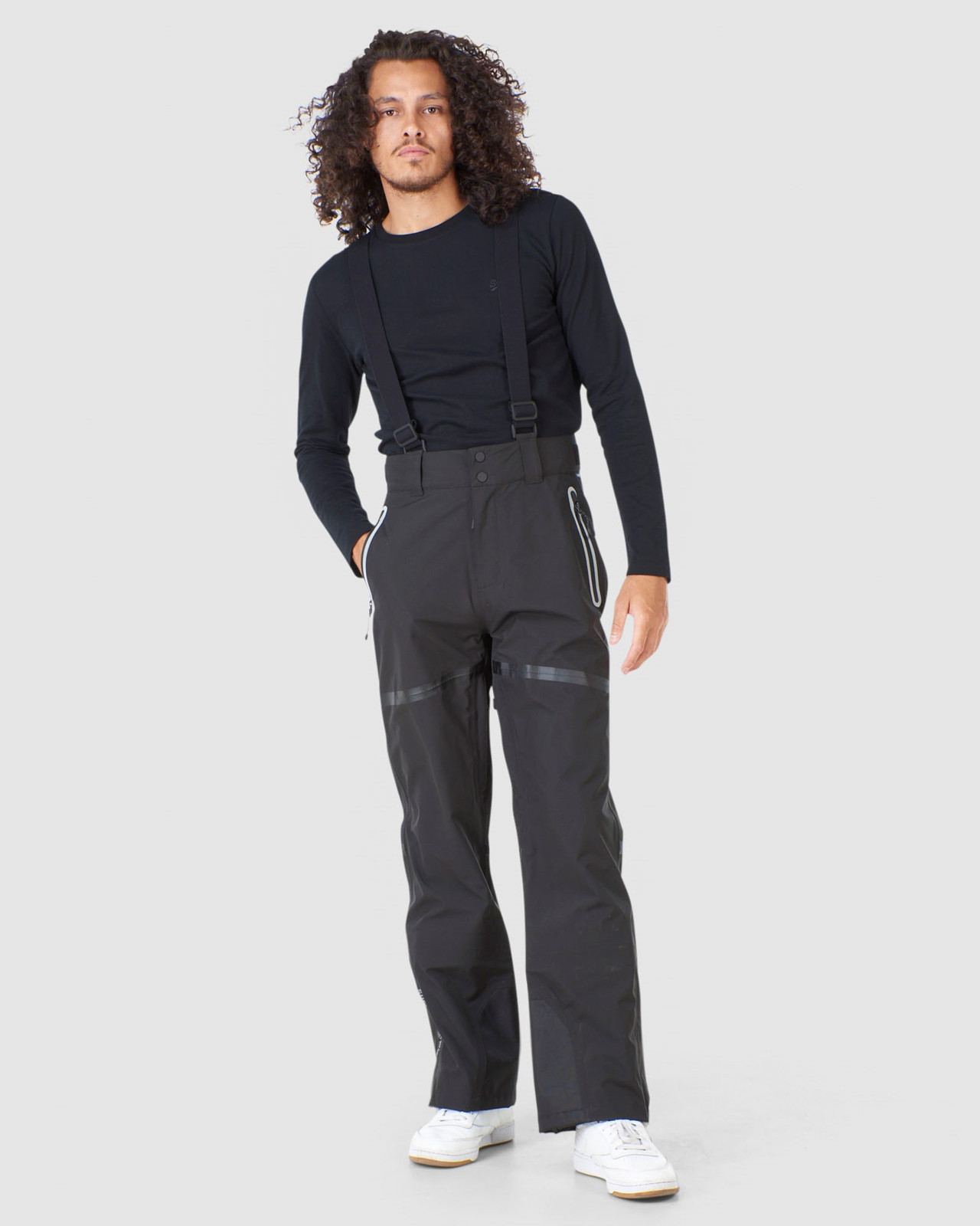 Superdry Mens EXPEDITION SHELL PANT Black Snow Pants 3