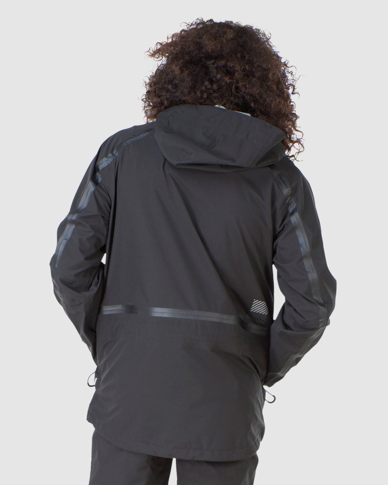 Superdry Mens EXPEDITION SHELL JACKET Black Snow Jackets 7