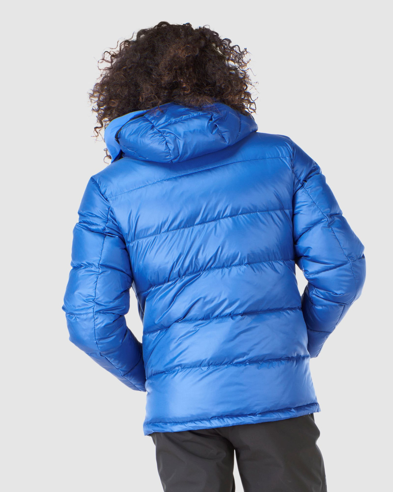 Superdry Mens MOUNTAIN PRO RACER PUFFER Blue Green Snow Jackets 3