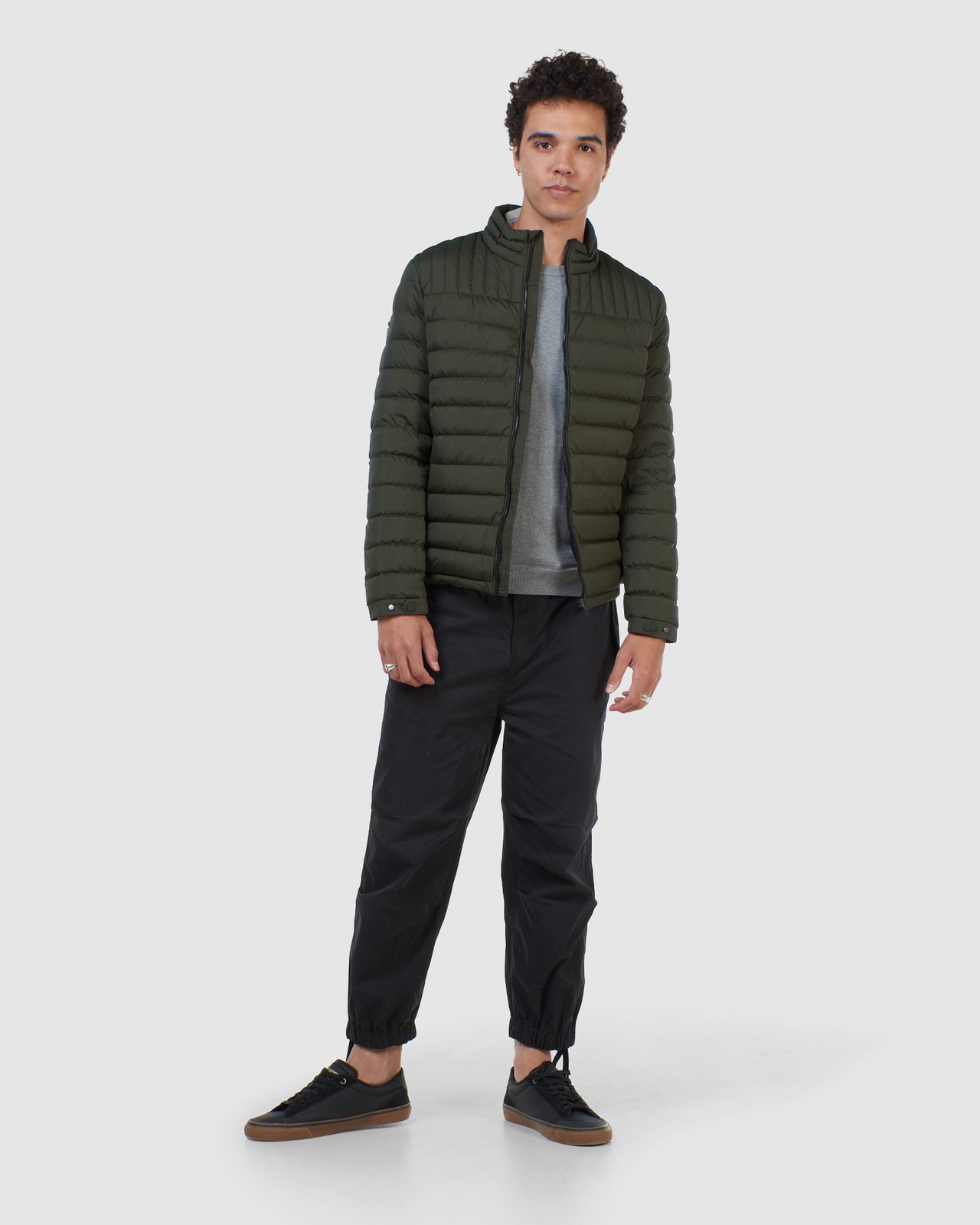 Superdry Mens ULTIMATE CORE DOWN Green Down Jackets 3