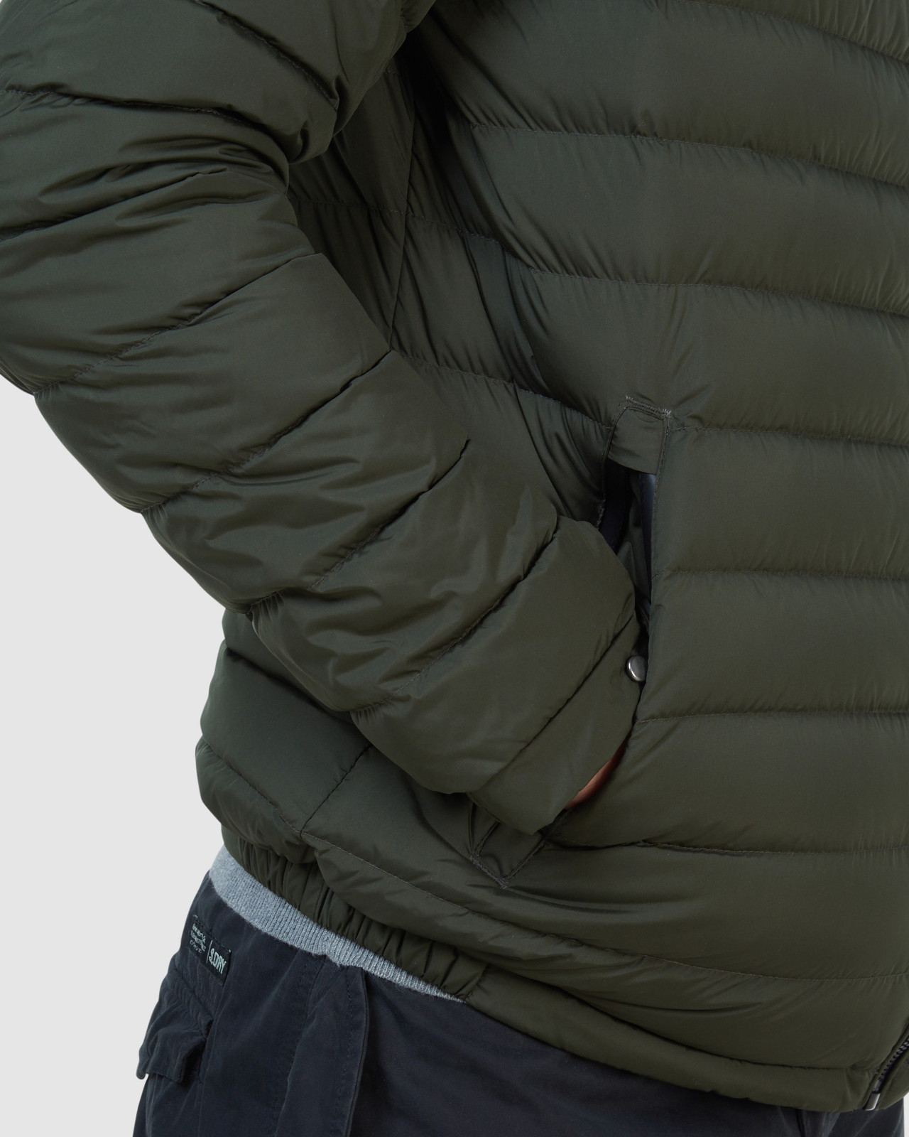 Superdry Mens ULTIMATE CORE DOWN Green Down Jackets 11