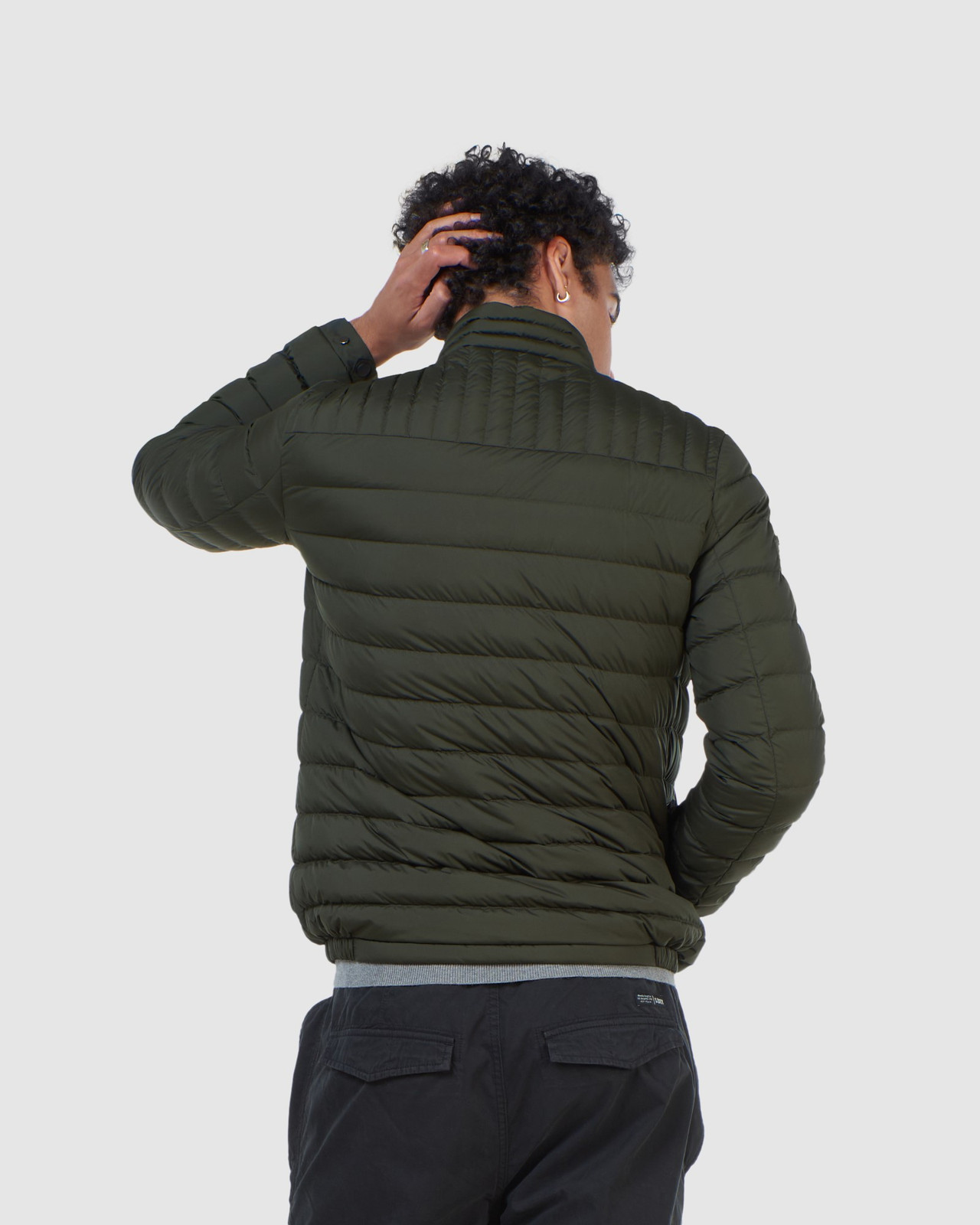 Superdry Mens ULTIMATE CORE DOWN Green Down Jackets 7