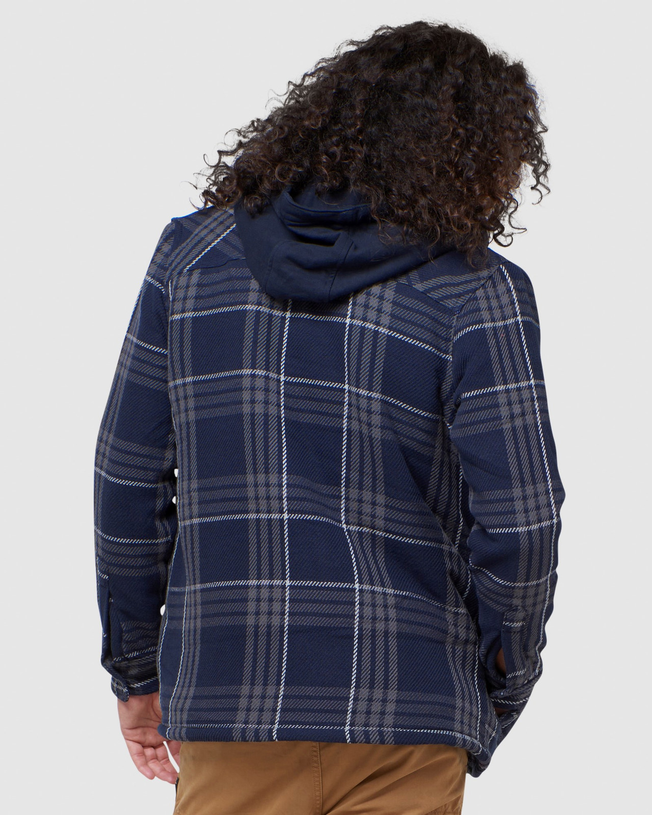 Superdry Mens EXPEDITION HOOD Navy Casual Jackets 3