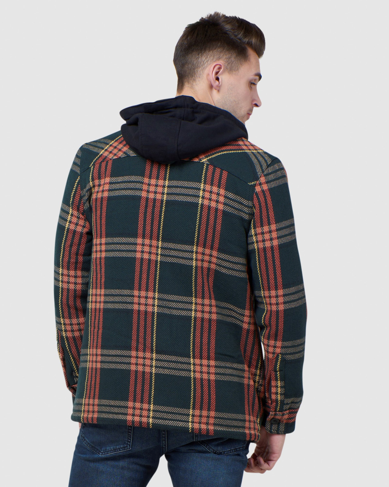 Superdry Mens EXPEDITION HOOD Green Casual Jackets 3