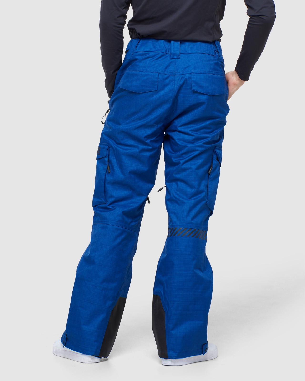 Superdry Mens ULTIMATE SNOW RESCUE PANT Blue Green Snow Pants 3