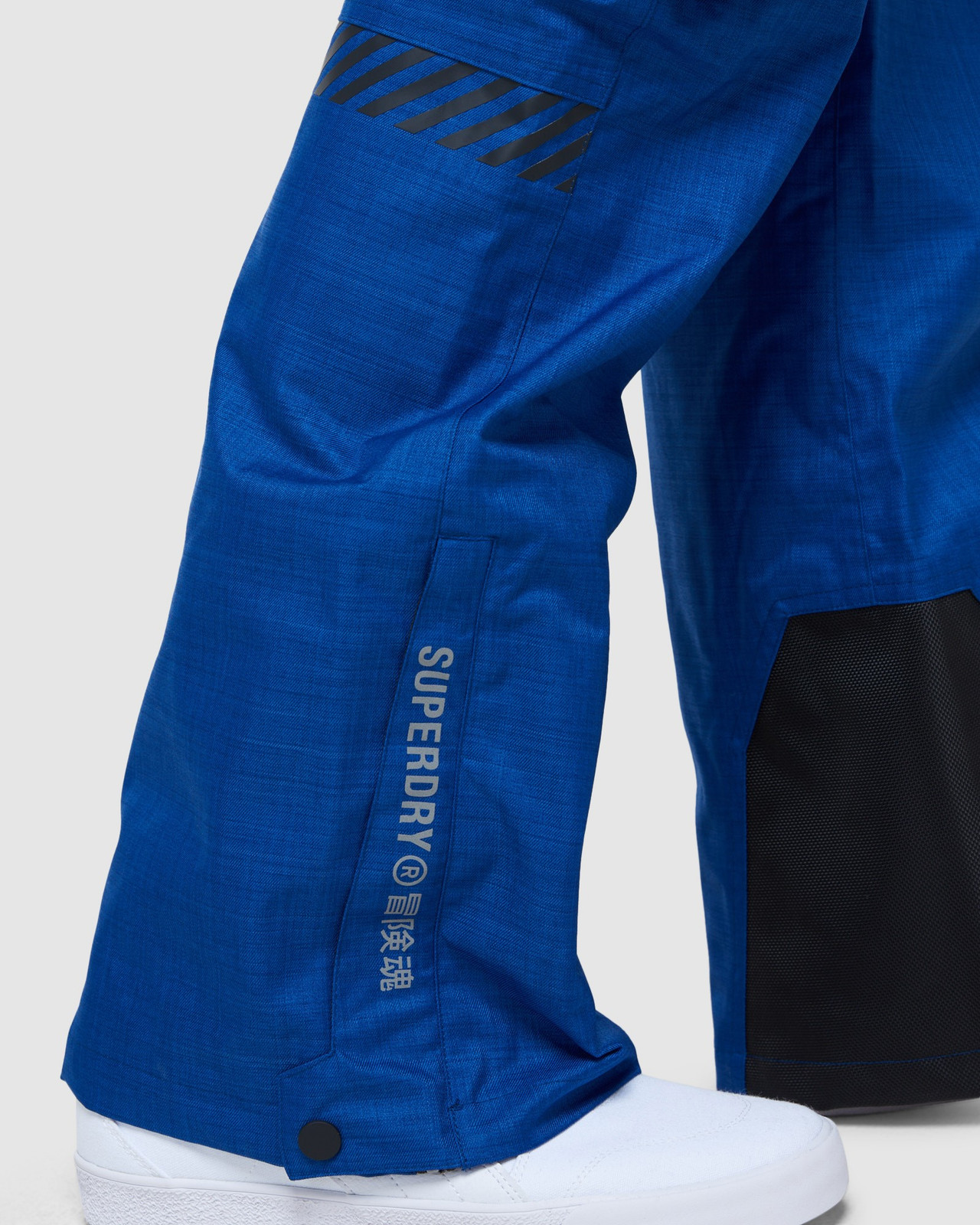 Superdry Mens ULTIMATE SNOW RESCUE PANT Blue Green Snow Pants 4