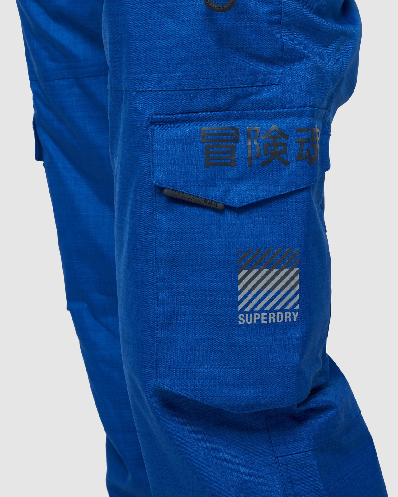 Superdry Mens ULTIMATE SNOW RESCUE PANT Blue Green Snow Pants 5