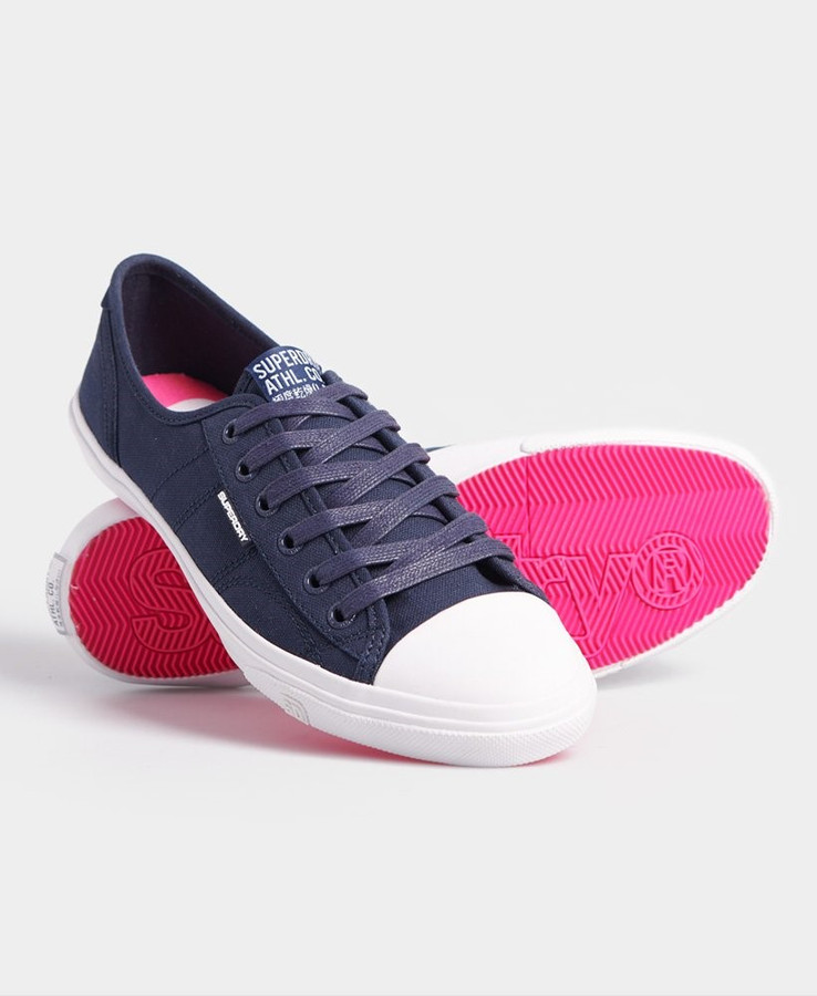 Superdry Low Pro Sneakers Navy