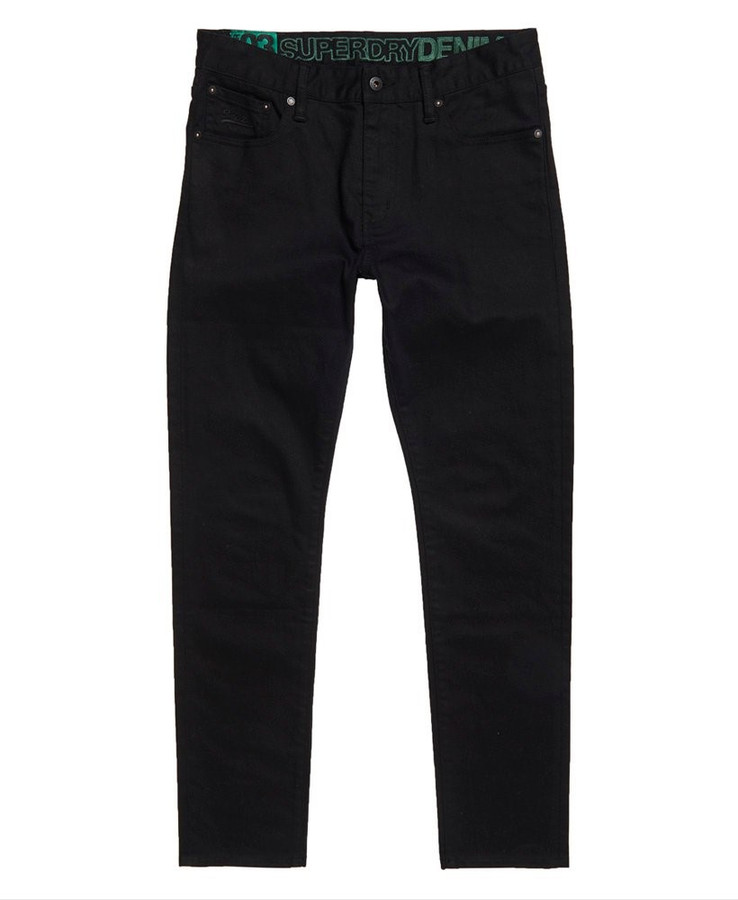 Superdry Tyler Slim Jet Black