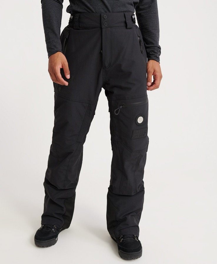 Superdry Sd Pro Racer Rescue Pant Onyx Black