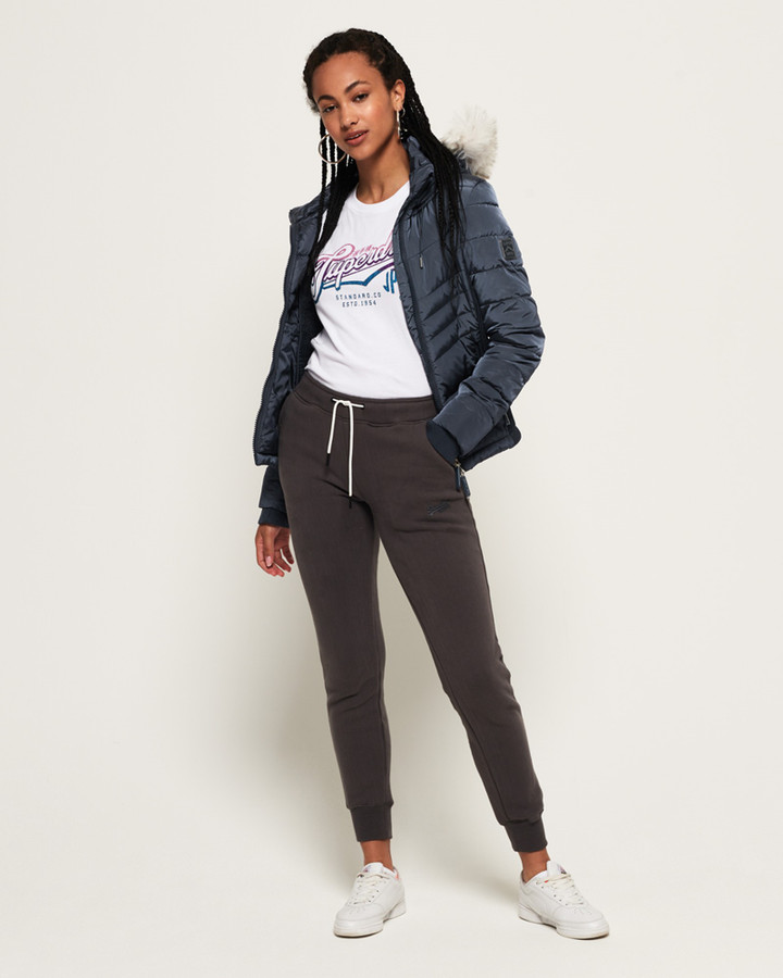 Superdry Luxe Fuji Baltic Blue