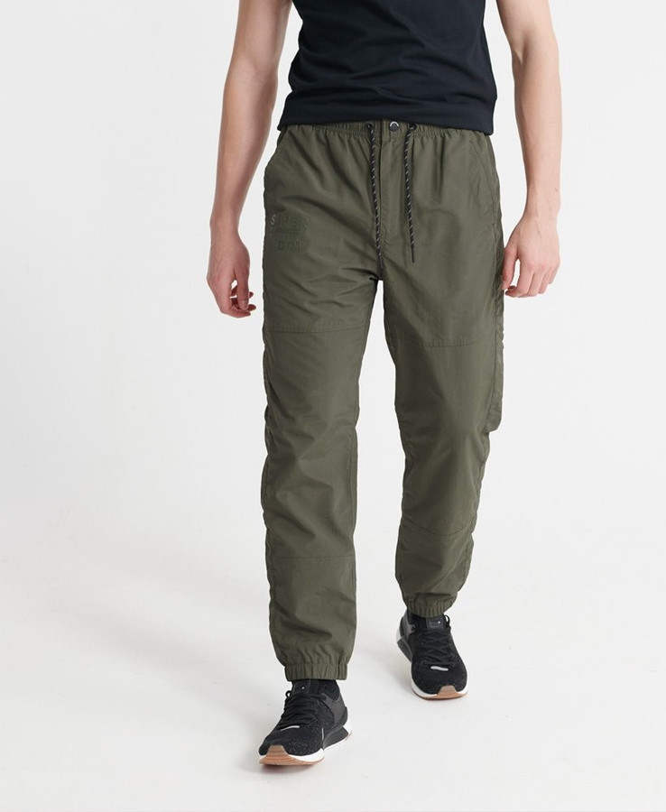 Superdry Surplus Track Pant Military Olive
