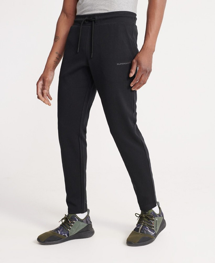 Superdry Urban Tech Tapered Jogger Black