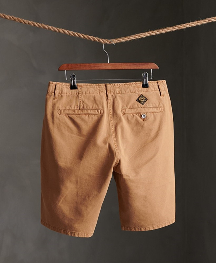 Superdry Canvas Fatigue Short Malt