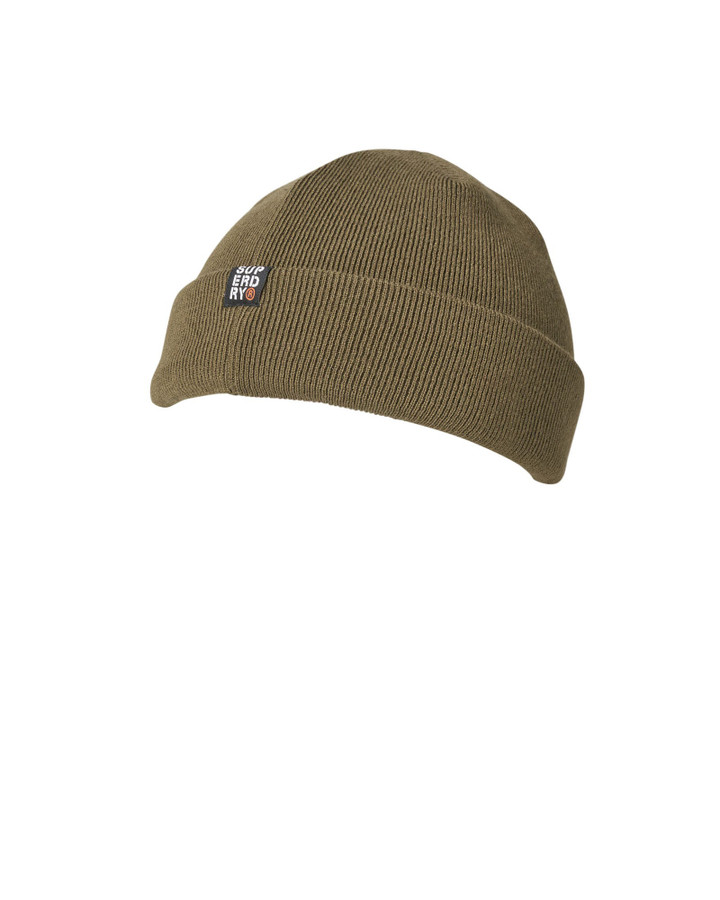 Superdry Skate Lux Beanie Chive