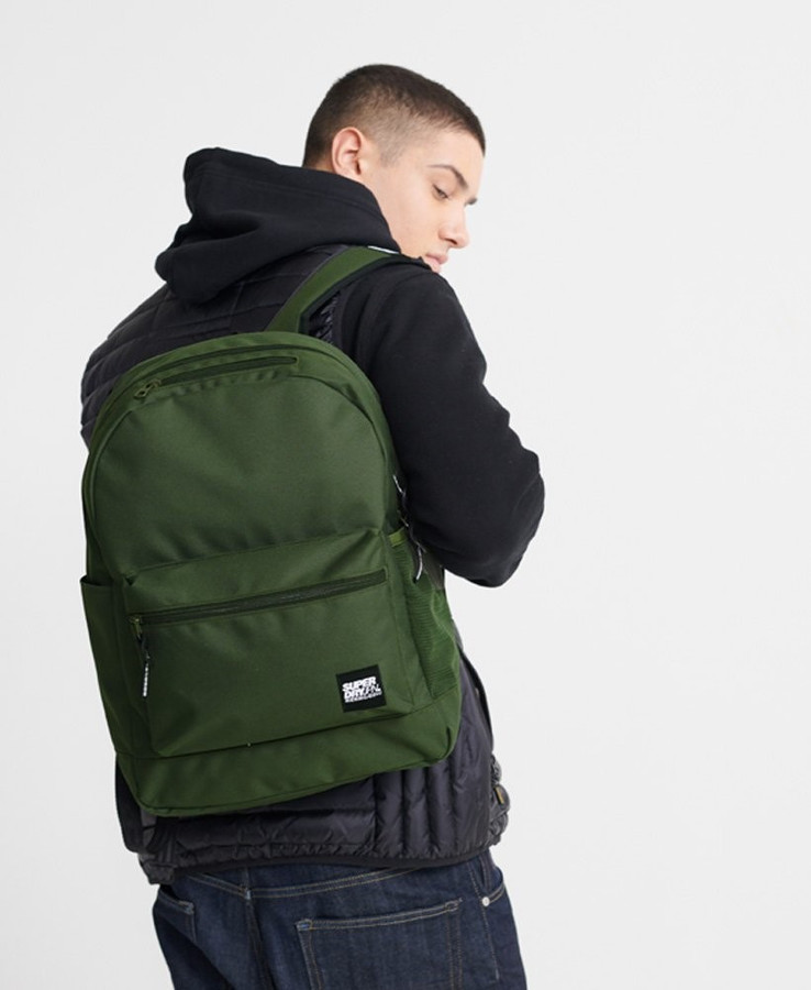 Superdry City Pack Chive