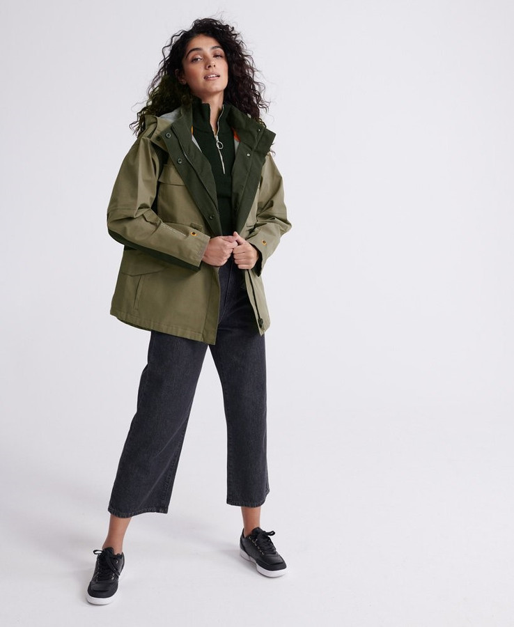Superdry Canyon Jacket Bungee Cord