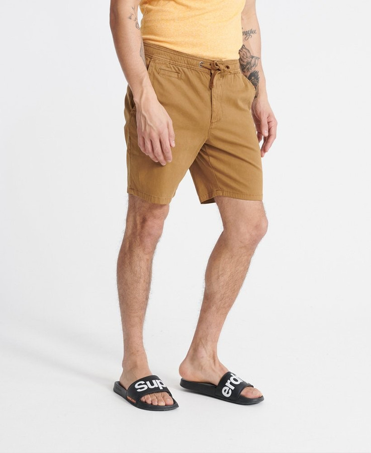 Superdry Sunscorched Chino Short Ukon Gold