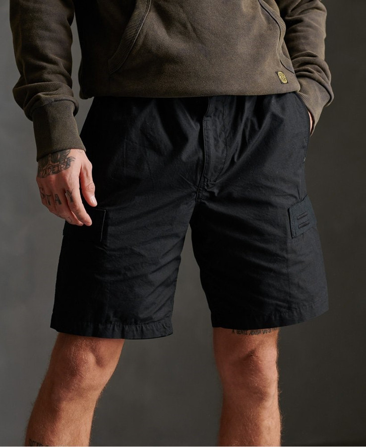 Superdry Utl Cargo Short Black