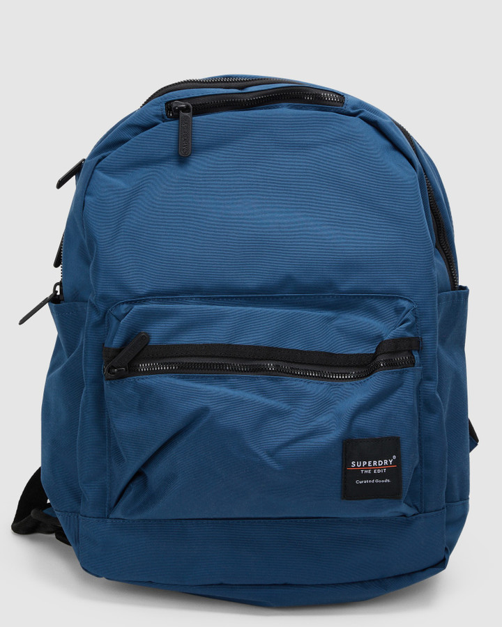 Superdry Edit City Pack Rich Navy