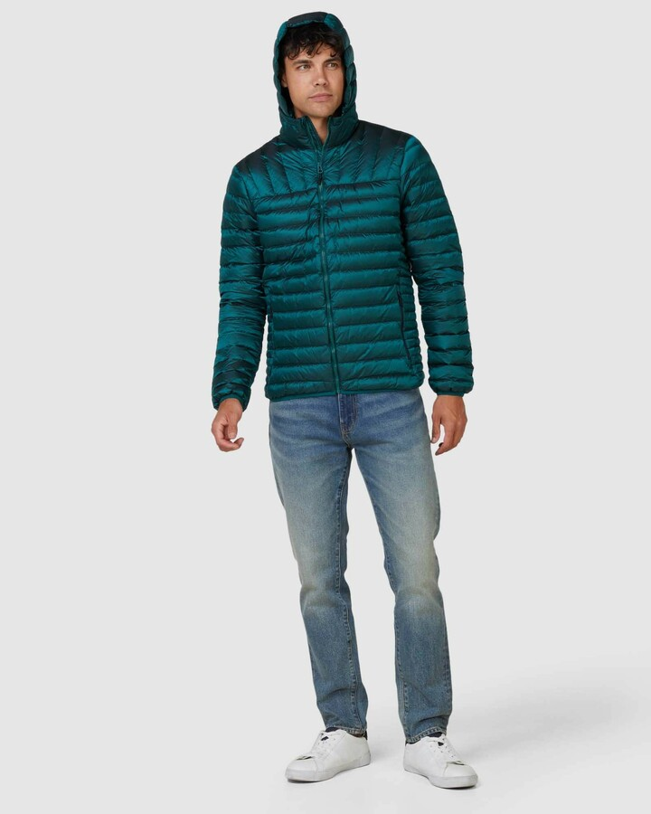 Superdry Core Down Jacket  Mid Pine