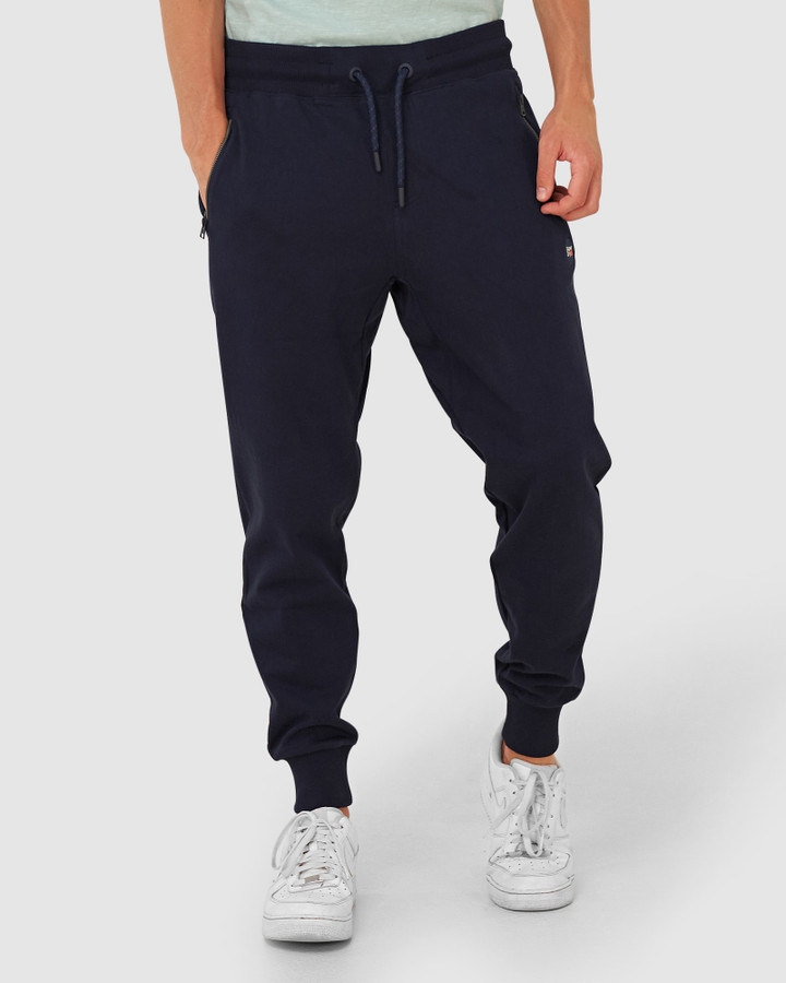 Superdry Collective Jogger. Rich Navy
