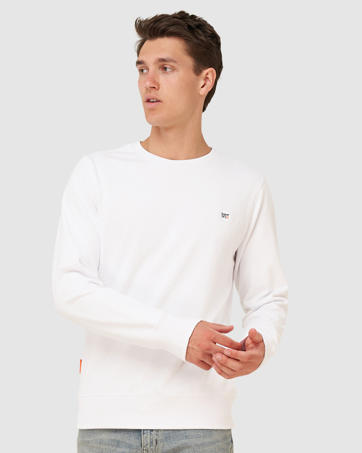 Superdry Collective Crew Optic