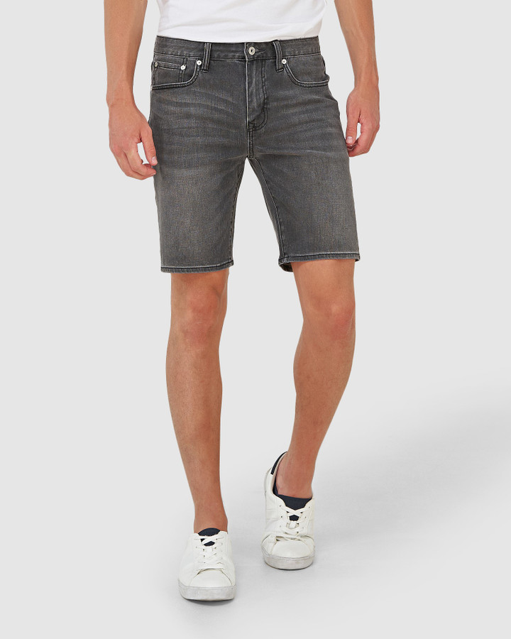 Superdry 02 Tyler Slim Short Canyon Vintage Black