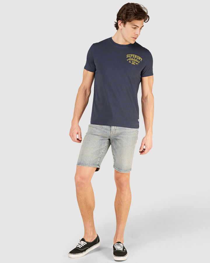Superdry Superstate Tee Lauren Navy