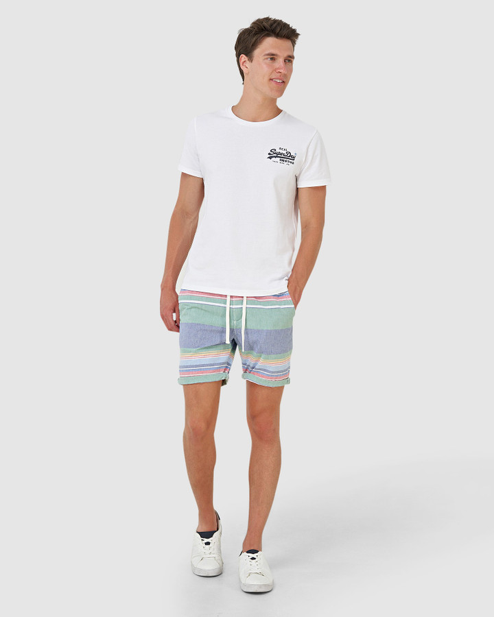 Superdry Sunscorched Multi Stripe