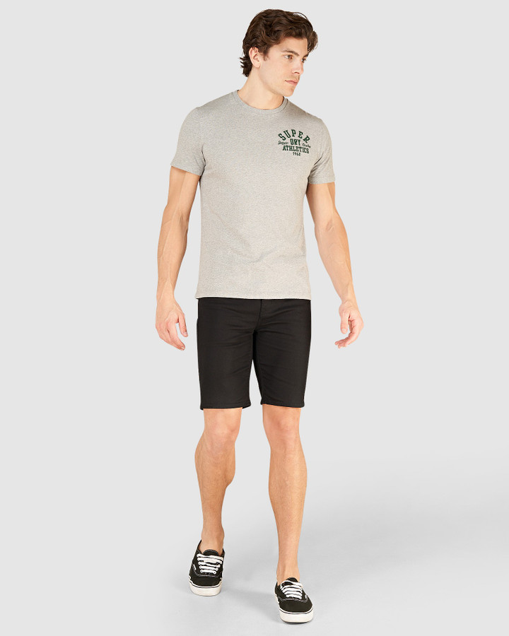 Superdry Superstate Tee Grey Marle